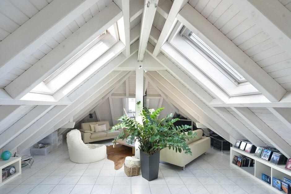 Dachboden renovieren